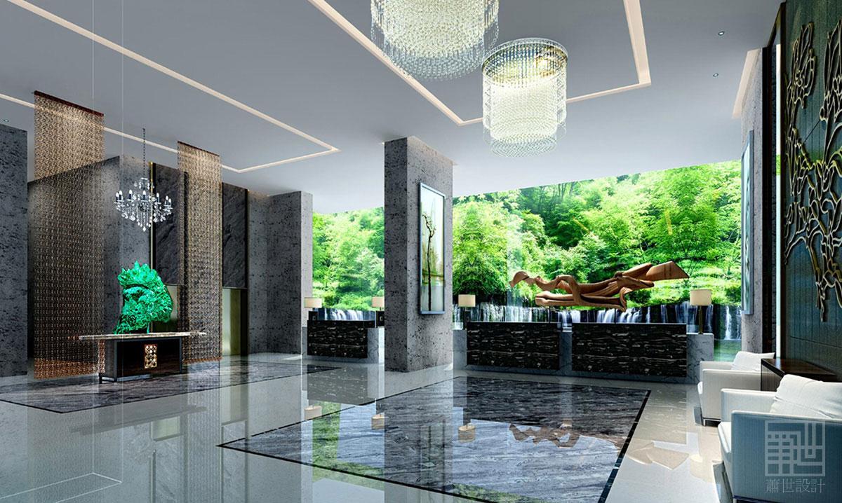 五星级酒店设计都有些什么设计需求?